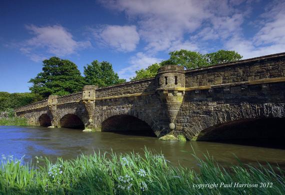 Houghton Bridge Sussex by Paul Harrison : Landscape Photographer