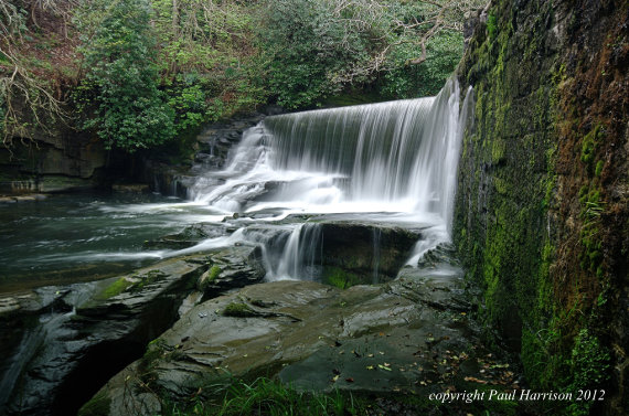 Aberdulais Falls, Neath