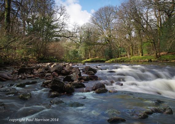 Horseshoe Falls, Dartmoor