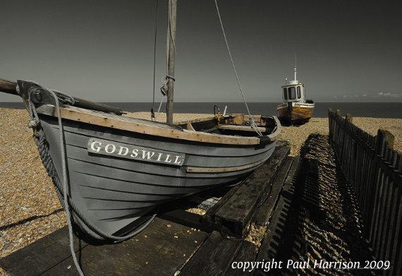 Boat at Deal