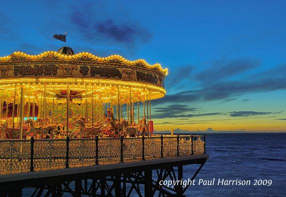 Carousel, Palace Pier, Brighton