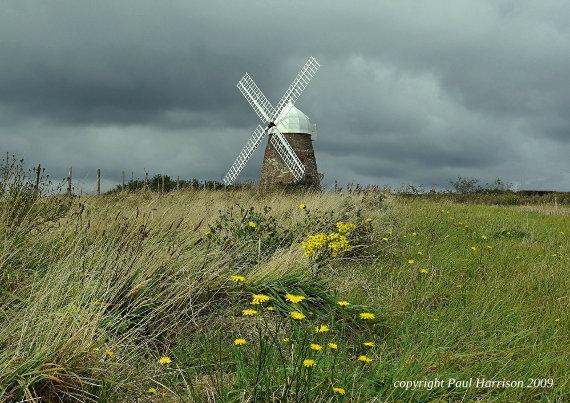 Halnaker Windmill, Sussex