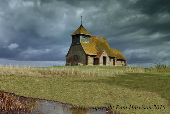 Church, Romney Marsh