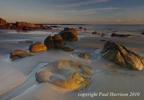 Petts Beach near Hastings