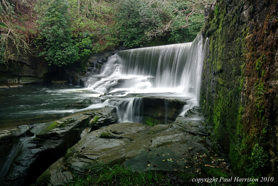 Aberdulais Falls By Paul Harrison Landscape Photographer