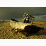 Old boat, Romney marsh