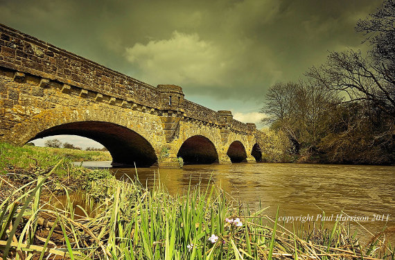 Houghton bridge